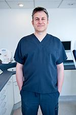 Mark Colwell Principal Dentist Church Court Dental Practice Dumfries